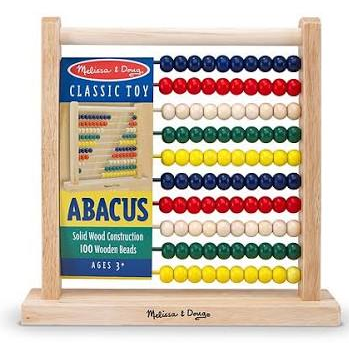 Abacus Wooden by Melissa and Doug
