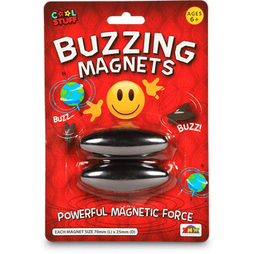 Buzzing Magnets by TNW