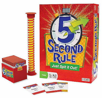 5 Second Rule by University Games