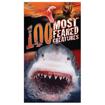 100 Most Feared Creatures by Scholastic