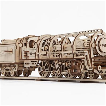 Locomotive by UGears