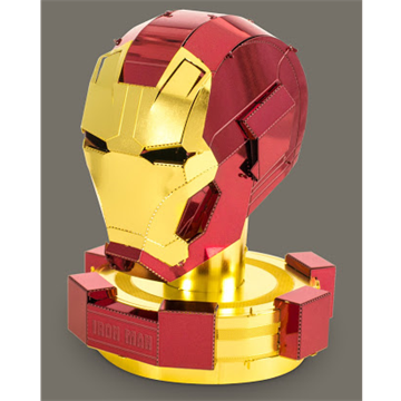 AVENGERS Iron Man Helmet by Metal Earth