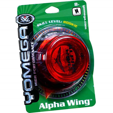 Alpha Wing Yo Yo by Yomega