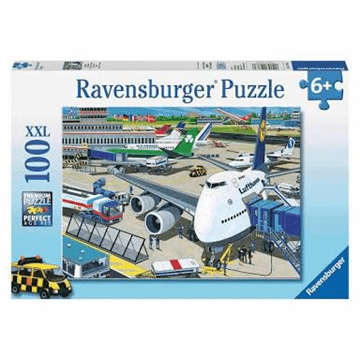 Airport 100 Piece Puzzle by Ravensburger