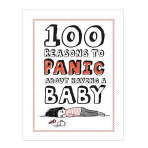 100 Reasons To Panic About Having A Baby by Knock Knock