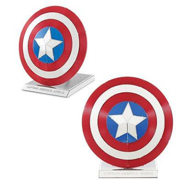 AVENGERS Captain Americas Shield by Metal Earth