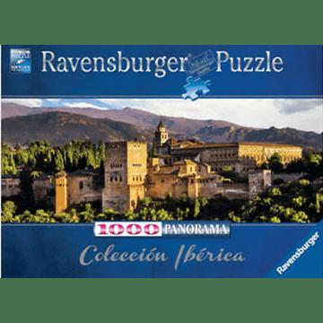 Alhambra Granada 1000 Piece Puzzle by Ravensburger