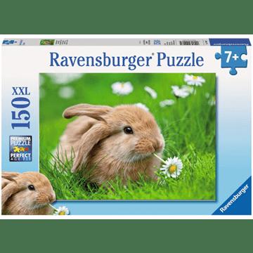 Adorable Bunny 150 Piece Puzzle by Ravensburger