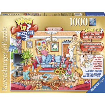 What If No 3 Home Makeover By Ravensburger Presents Of Mind