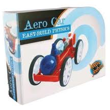 Aero Car by Heebie Jeebies