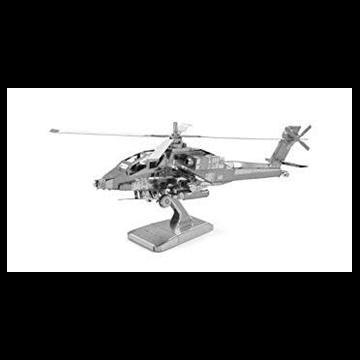 Apache AH 64 by Metal Earth