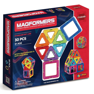 30 Piece Set by Magformers