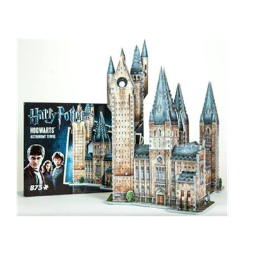 3D Astronomy Tower 875 Piece Puzzle Harry Potter Puzzle