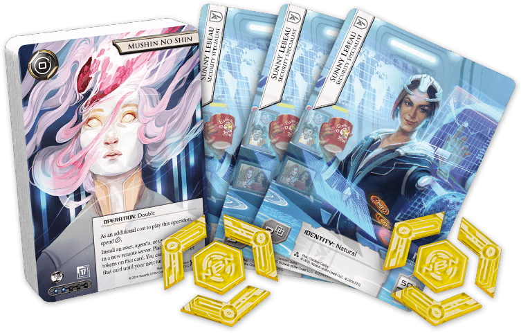 Netrunner League Prize Kit