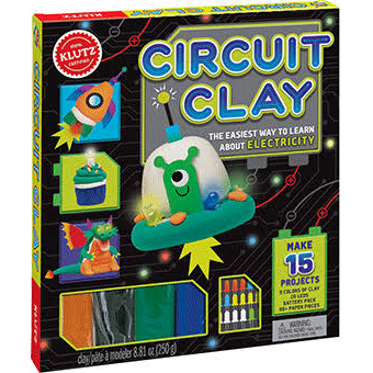 Circuit Clay by Klutz