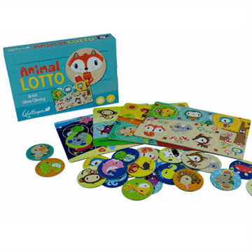 Animal Lotto by Glottogon