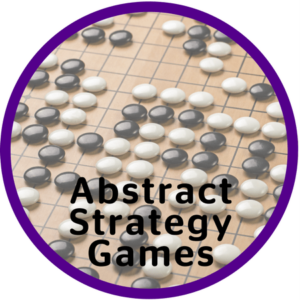 Abstract Strategy Games