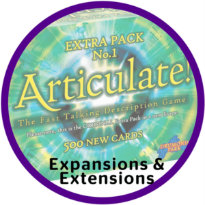 Game Expansions & Extensions