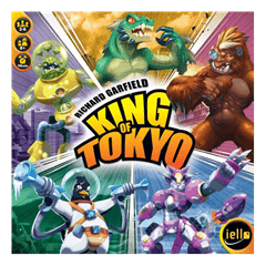 Family Games King of Tokyo (2016 Edition)
