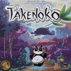 Family Games Takenoko by Asmodee