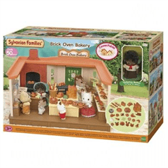 brick oven bakery by sylvanian families. Black Bedroom Furniture Sets. Home Design Ideas