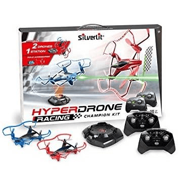 Hyperdrone Racing Champion Kit 2 Drones By Silverlit