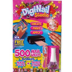 Bo Po Digi Nail Studio Pack by Worx Toys