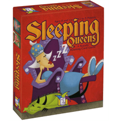 Family Games Sleeping Queens Card Game