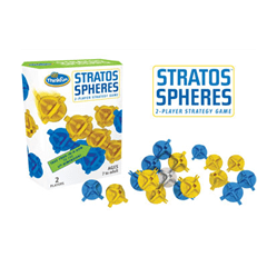 Family Games Stratos Spheres by Thinkfun