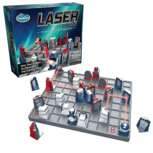 Family Games Laser Chess by Thinkfun