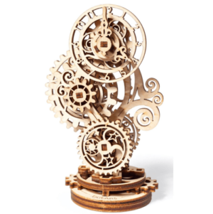 Engineering & Construction Steampunk Clock by UGears