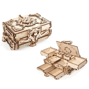 Engineering & Construction Antique Box by UGears