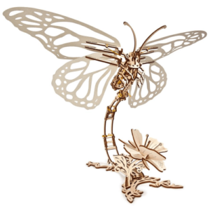 Engineering & Construction Butterfly by UGears