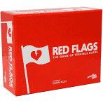 Adult & Party Games Red Flags Core Deck