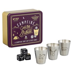 Adult & Party Games Campfire Call the Shots