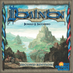 Strategy Games Dominion 2nd Edition Base Game