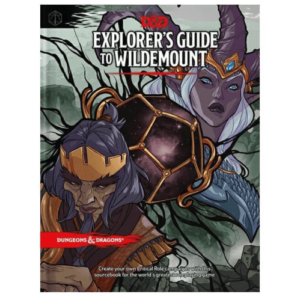 Strategy Games D&D Explorer's Guide to Wildemount