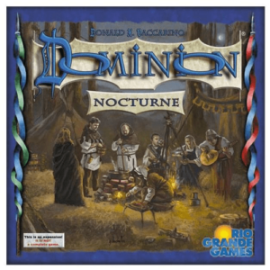 Strategy Games Dominion Nocturne Expansion
