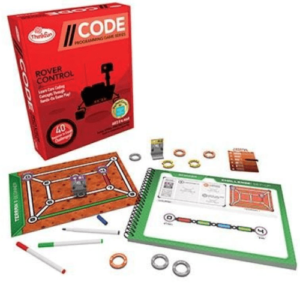 Puzzle Games & 1 Player Code Rover Control by Thinkfun