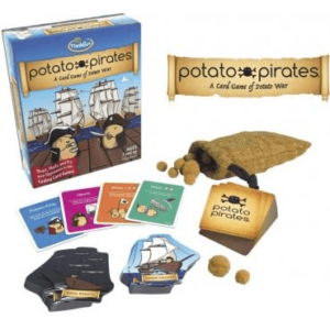 Family Games Potato Pirates by ThinkFun