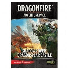 Strategy Games Dragonfire Adventure Pack – Shadows Over Dragonspear Castle